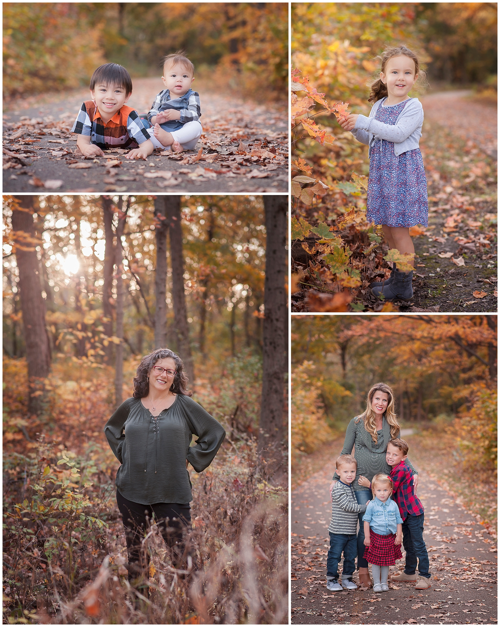 Arlington Heights Cook County Children Family Photographer