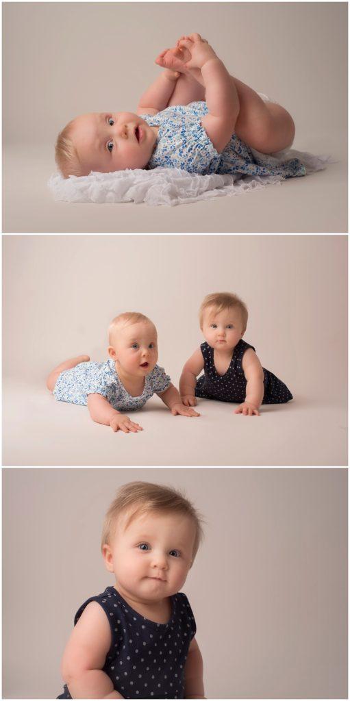 Arlington Heights Children Baby Milestone Photography 9 Months